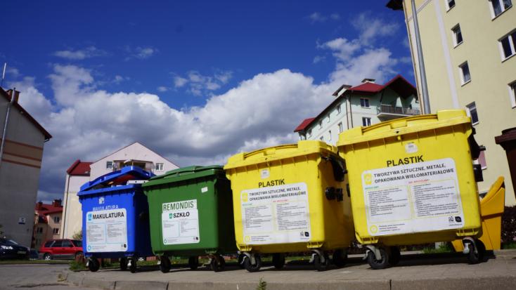 UWAGA!!Nie ma opóźnień w odbiorze odpadów od mieszkańców!