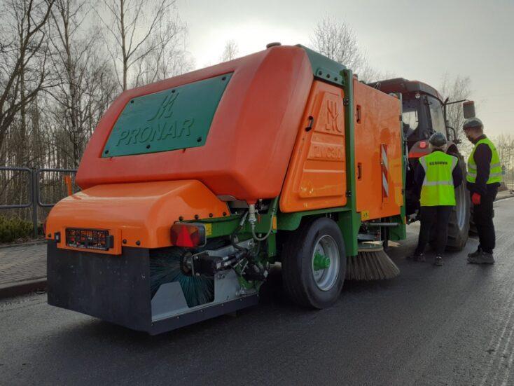 Modernizacja ZUOK w Olsztynie